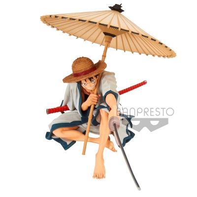 One Piece - Figurine 20th History Masterlise - Sabo