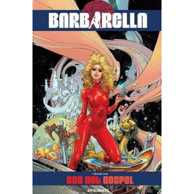 Barbarella Vol. 1 Red Hot Gospel