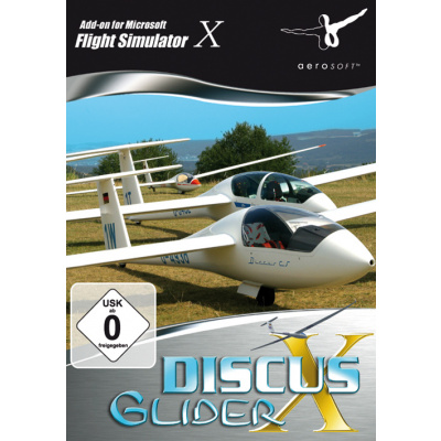 Discus Glider X (FS X Add-On) PC