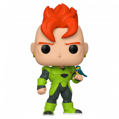 POP Animation: DBZ - Android 16