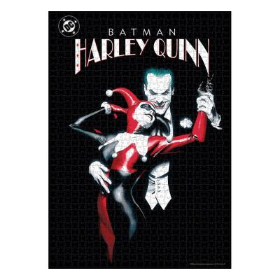DC Comics Puzzle Joker & Harley Quinn