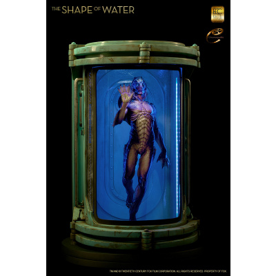 The Shape of Water: Amphibian Man 1:3 Scale Maquette