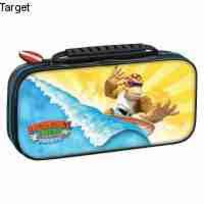 Big Ben Officially Licensed Nintendo: Deluxe Travel Case - Donkey Kong (Switch)