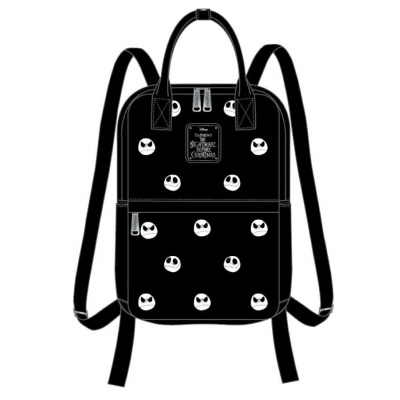 The Nightmare Before Christmas - Jack Head Embroidered Backpack