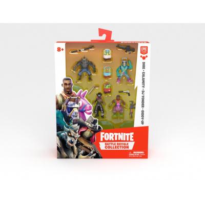Fortnite: Wave 2 Figure Squad Pack