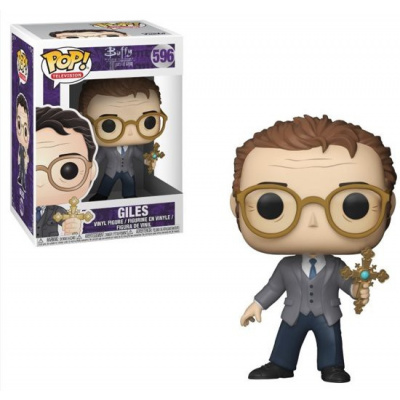 Pop Buffy the Vampire Slayer 25th Anniversary Giles 596