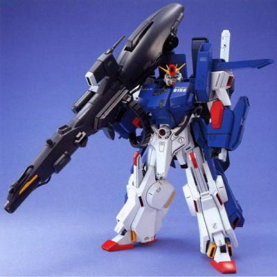 Gundam: Master Grade - Full Armor ZZ Gundam 1:100 Model Kit