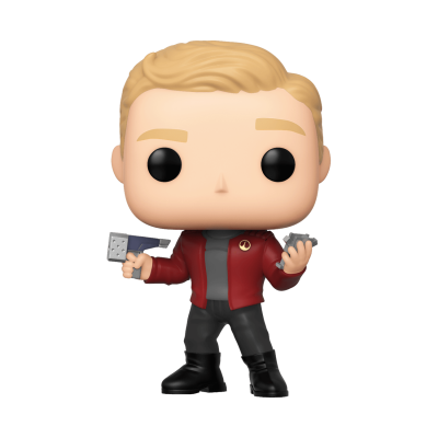 Black Mirror Robert Daly Funko Pop! Figuur