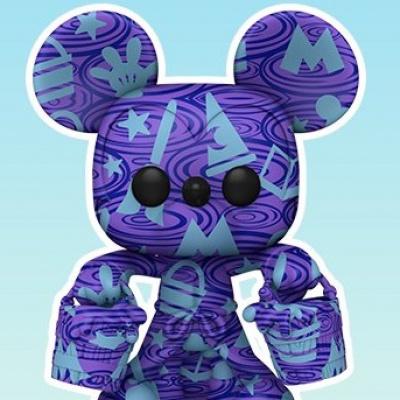 POP Artist Series: Mickey- Apprentice Mickey
