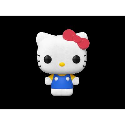 Pop Sanrio: Hello Kitty S2 - Hello Kitty Classic (Flocked)
