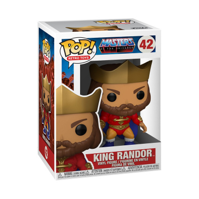 Pop! Vinyl: Masters of the Universe - King Randor