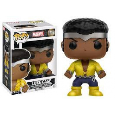 MARVEL - Bobble Head POP N° 189 - Luke Cage Power Man LIMITED
