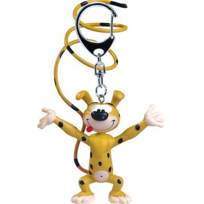 Marsupilami: Happy Marsupilami 12 cm Keychain