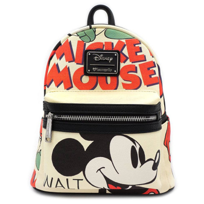 Disney: Mickey Mouse - Classic Mini Backpack