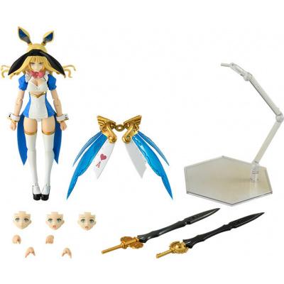 Guilty Princess: GP-02 Maidroid Alice Plamax Model Kit