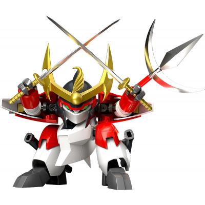 Mashin Hero Wataru: MS-10 Senoumaru Plamax Model Kit