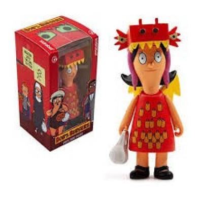 Bob's Burgers Louise Dragon with the Girl Tattoo Mini Figure