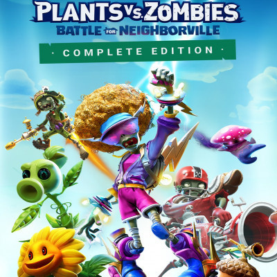 Plants vs Zombies: Battle for Neighborville (NSW)