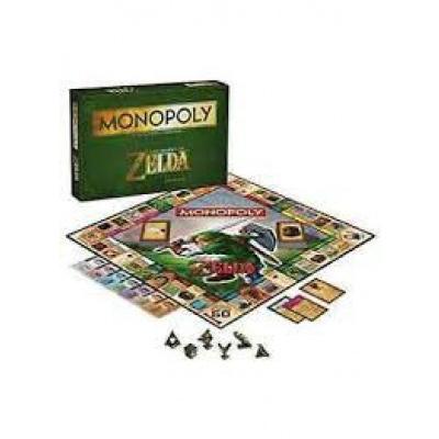 MONOPOLY - Zelda (UK)