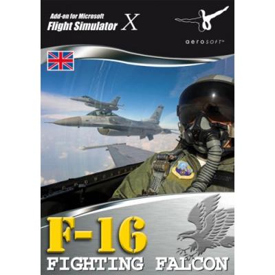 Fighting Falcon X: F-16 (FS X Add-On) PC