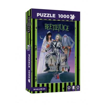 Beetlejuice: Beetlejuice Movie Poster Puzzle