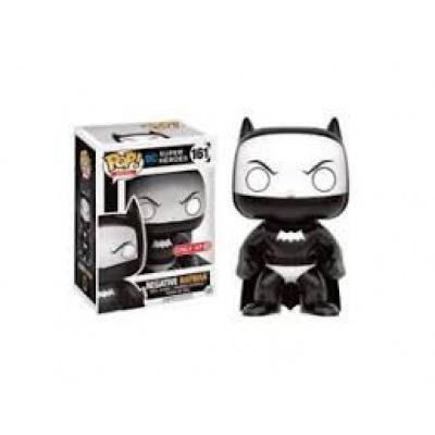 SUPER HEROES (161) NEGATIVE BATMAN 161