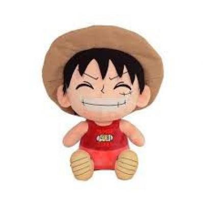 One Piece: Luffy 20 cm Plush Wave 2