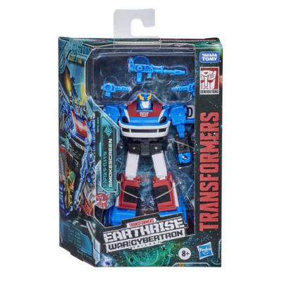 Transformers Generations War for Cybertron Deluxe WFC-E20 Smokescreen