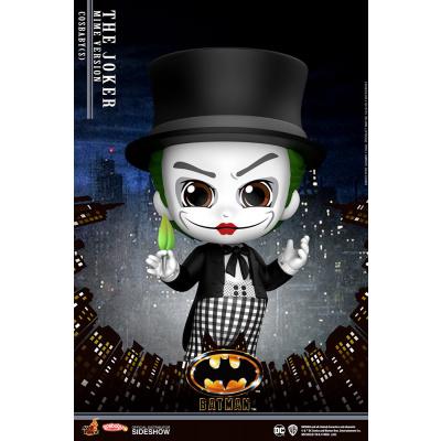 DC Comics: Batman 1989 Movie - Mime Joker Cosbaby