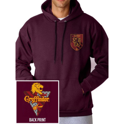 Harry Potter Hooded Sweater House Gryffindor