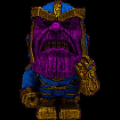 Marvel: Thanos Eekeez