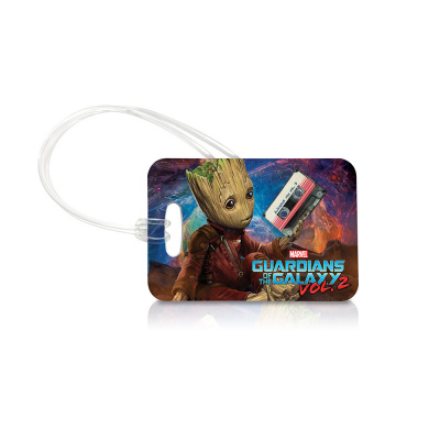 Marvel: Guardians of the Galaxy 2 - Ravager Baby Groot Luggage Tag