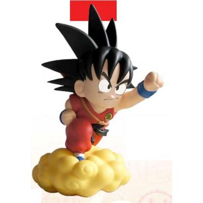 Dragon Ball: Son Goku on Flying Nimbus Coin Bank