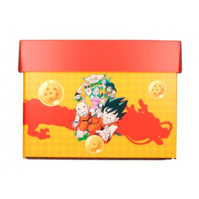 Dragon Ball: Characters Comic Box