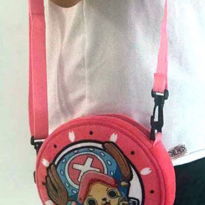 One Piece Chopper shoulder bag