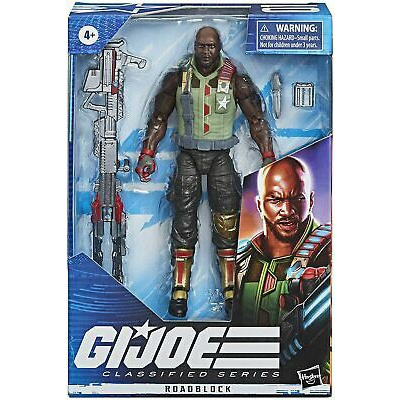 G.I. Joe Classified Serie Roadblock
