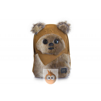 Loungefly Ewok 3D Backpack (Star Wars)