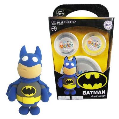 DC Comics: Batman Super Dough Characters - Do It Yourself
