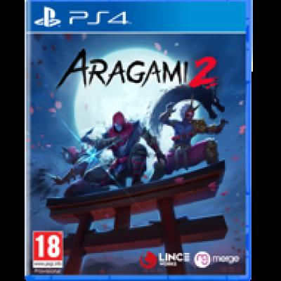 Aragami 2 - PS4