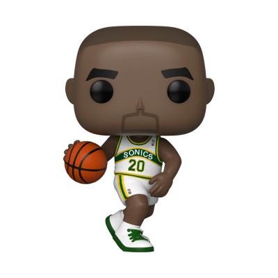 Pop! NBA: Legends - Gary Payton Sonics home