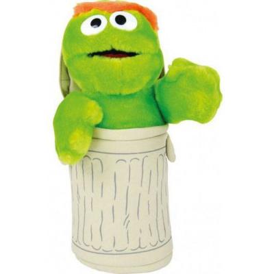 Sesame Street Plush Figure Oscar the Grouch 20 cm