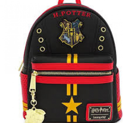Harry Potter: Faux Leather Mini Backpack