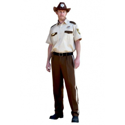 The Walking Dead: Rick Grimes Sheriff - Adult Costume