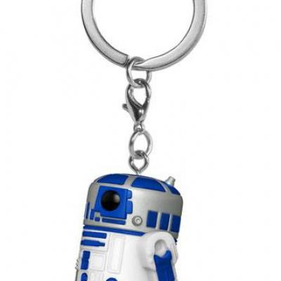 Star Wars Pocket POP Keychain R2-D2
