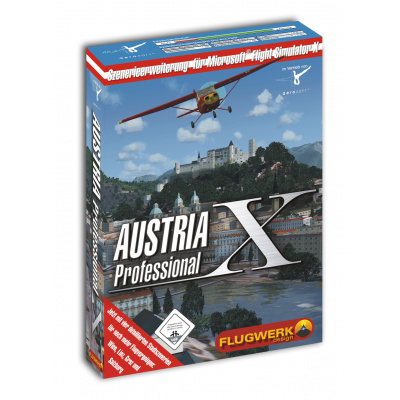 Austria Professional (FS X Add-On) PC