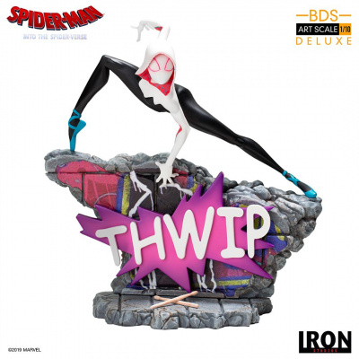 Marvel: Into the Spider-Verse - Spider-Gwen 1:10 Scale