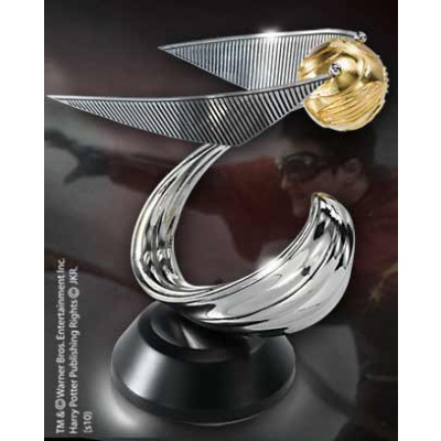 HARRY POTTER - THE GOLDEN SNITCH SCULTURE