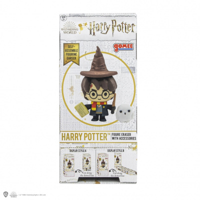 Harry Potter: Harry Figurine Eraser with Accessories