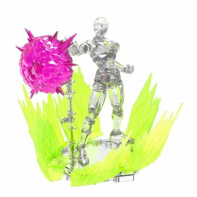 Figure-Rise Effect: Space Pink Burst Effect Version 2