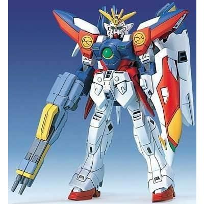 Gundam: Wing Gundam-0 Version 2 1:144 Model Kit